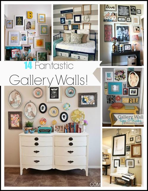 14 fantastic gallery walls
