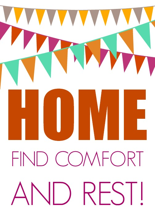 HOME printable1