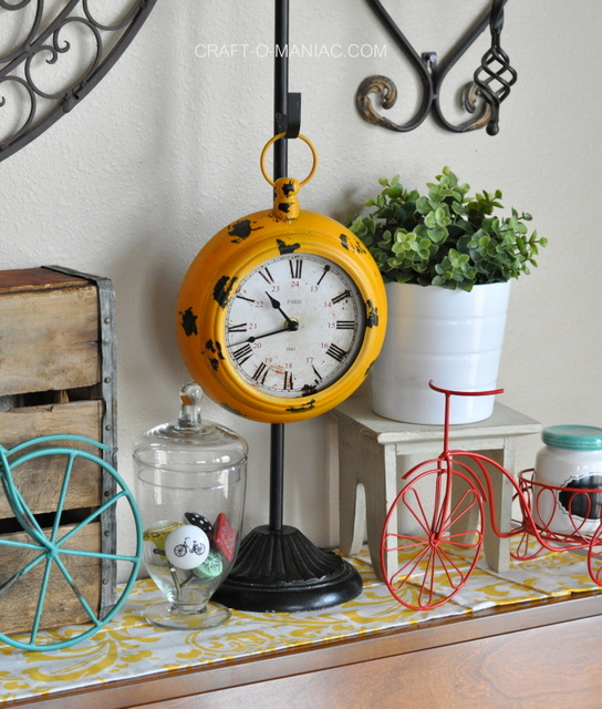 Home Decor With Whimsical Bicycle 39 S