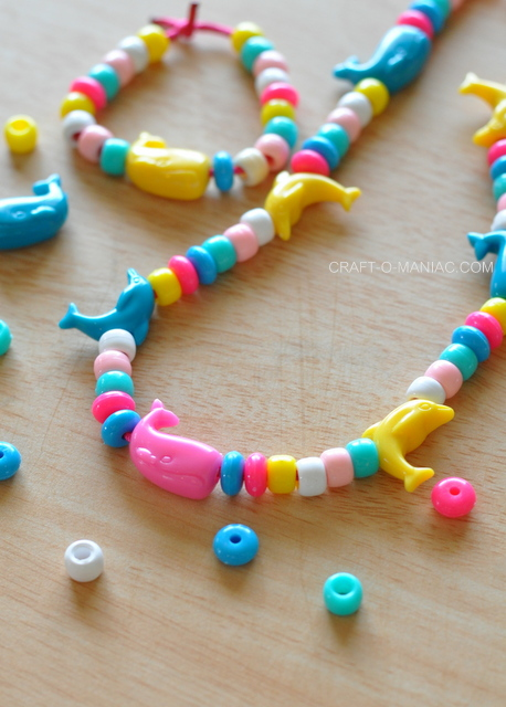 diy bead necklaces