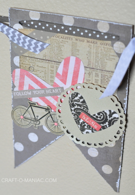 valentine pennant bicycle