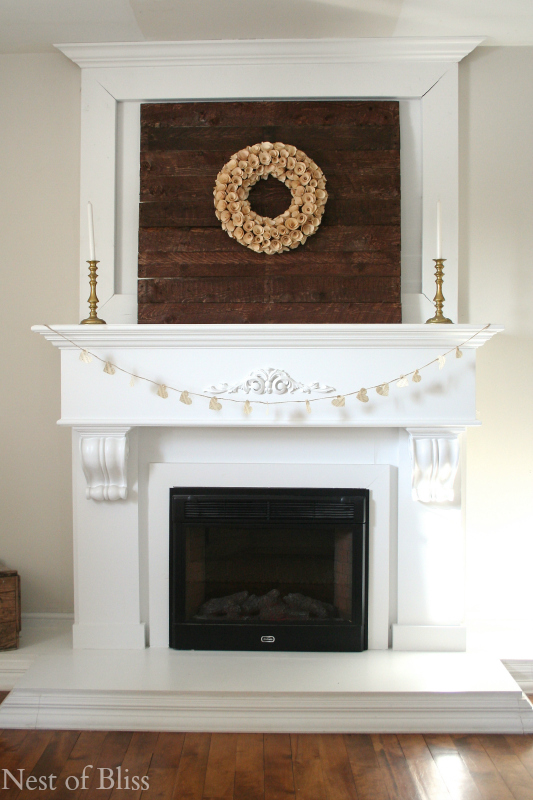 wood projects valentines-mantel-6