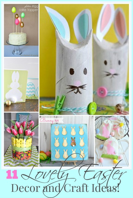 easter decor and crafts pm
