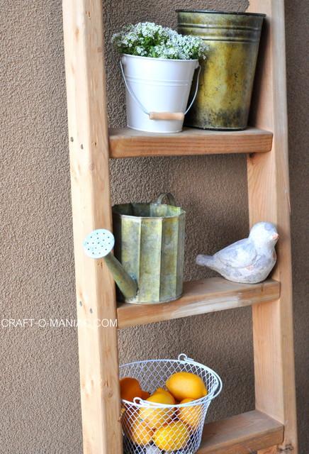 spring porch ladder lighter