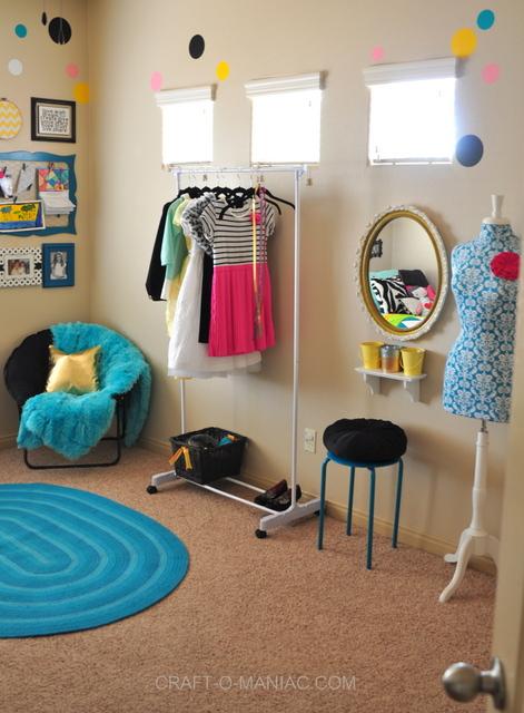 bellas bedroom vanity side