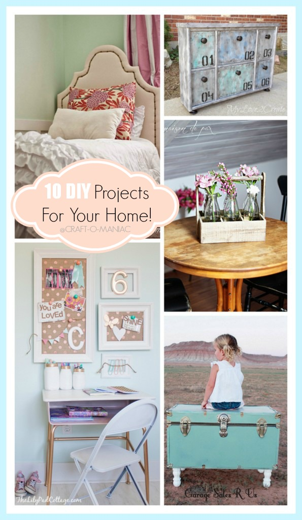 So lets check out these 10 DIY Projects For Your Home XDuvDUlk