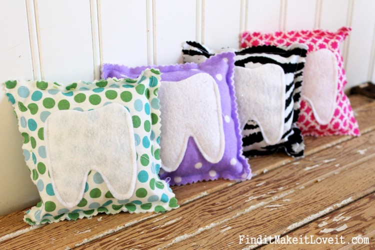 easy crafts tooth-fairy-pillow-tutorial-1-750x500