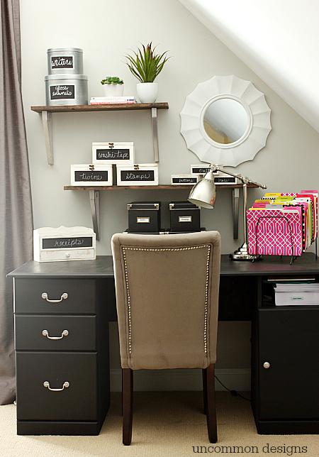 home decor craft-room-desk-take-2