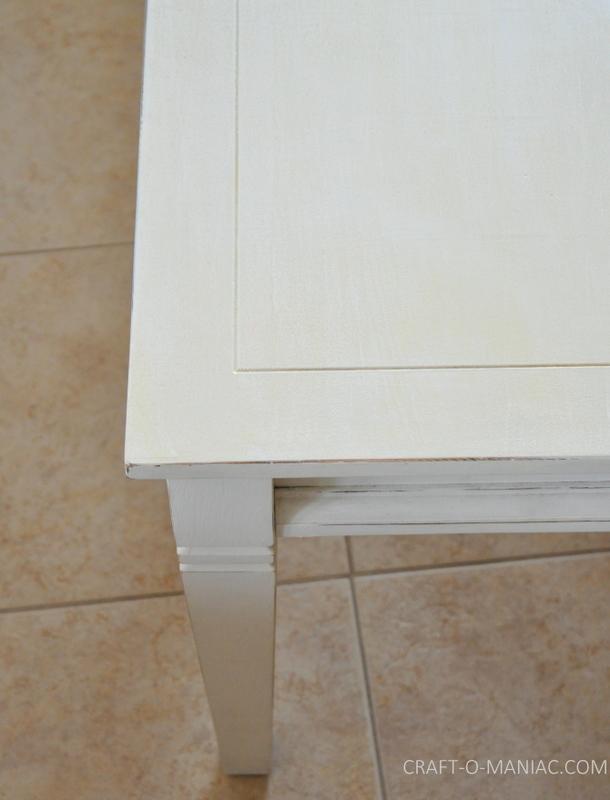 white end tables plain