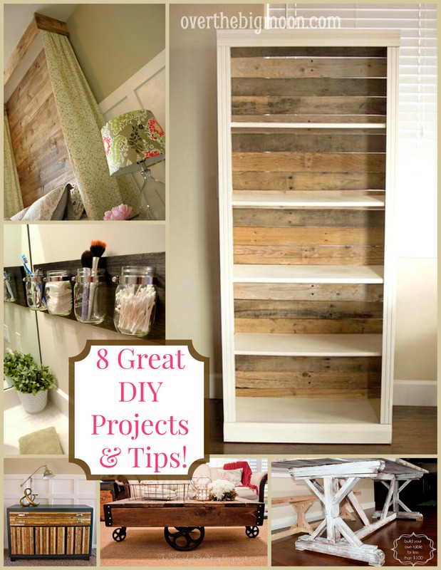 8 great diy projects and tips on craftomaniac