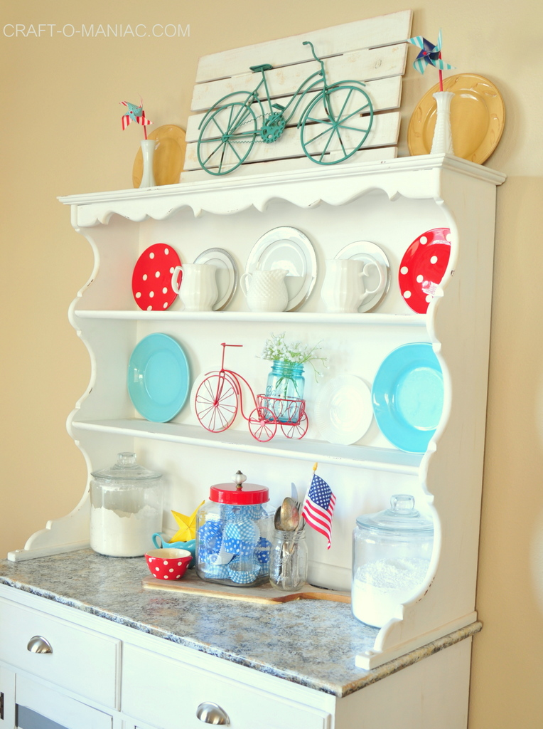 bicycle hutch side bright
