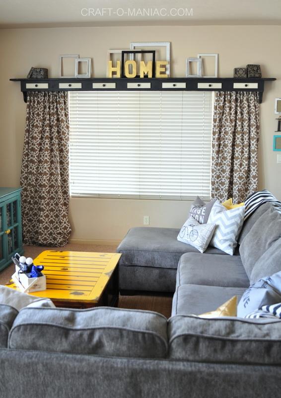 family room long shelf wall3