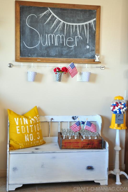 summer patriotic kitchen decor6