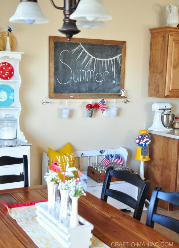 summer patriotic kitchen decor7
