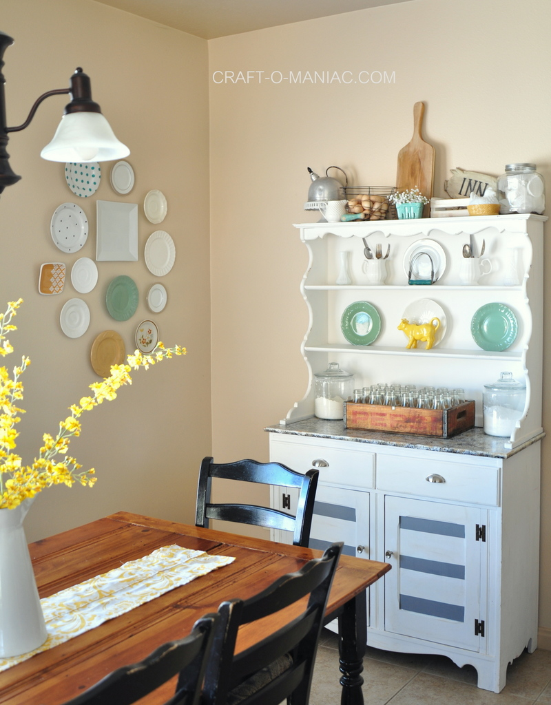 Rustic Chic Kitchen Decor Rustic Farm Chic Kitchen Decor With Vintage Items