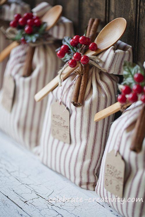 Simple handmade christmas gifts