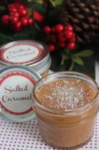 christmas gift salted caramel