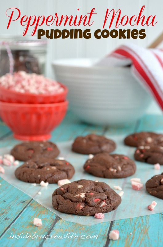 christmas gifts peppermint cookies
