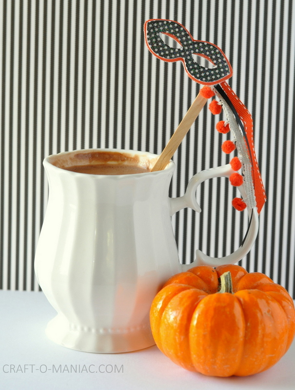 halloween hot cocoa stir sticks in cocoa-001