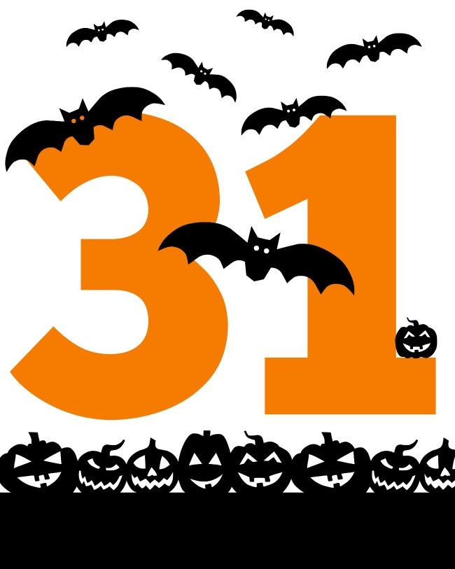halloween printable evil pumpkins