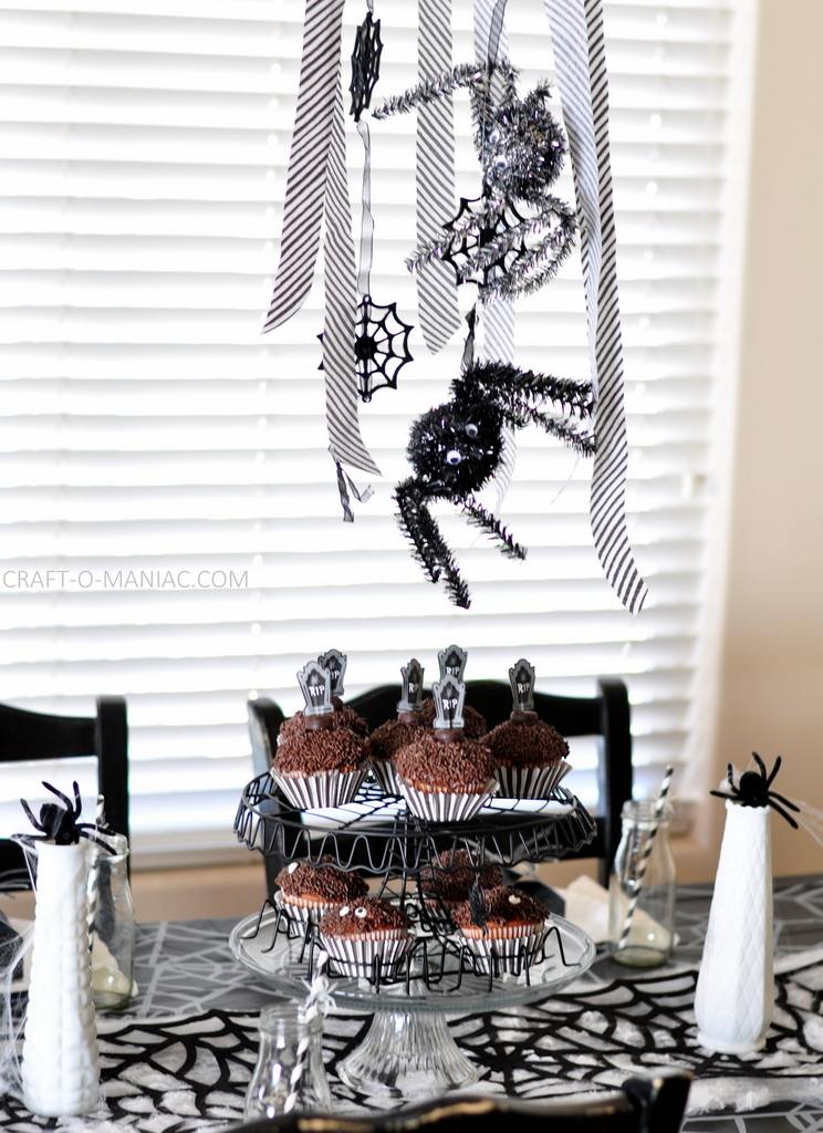 spooktacular spider Halloween party1
