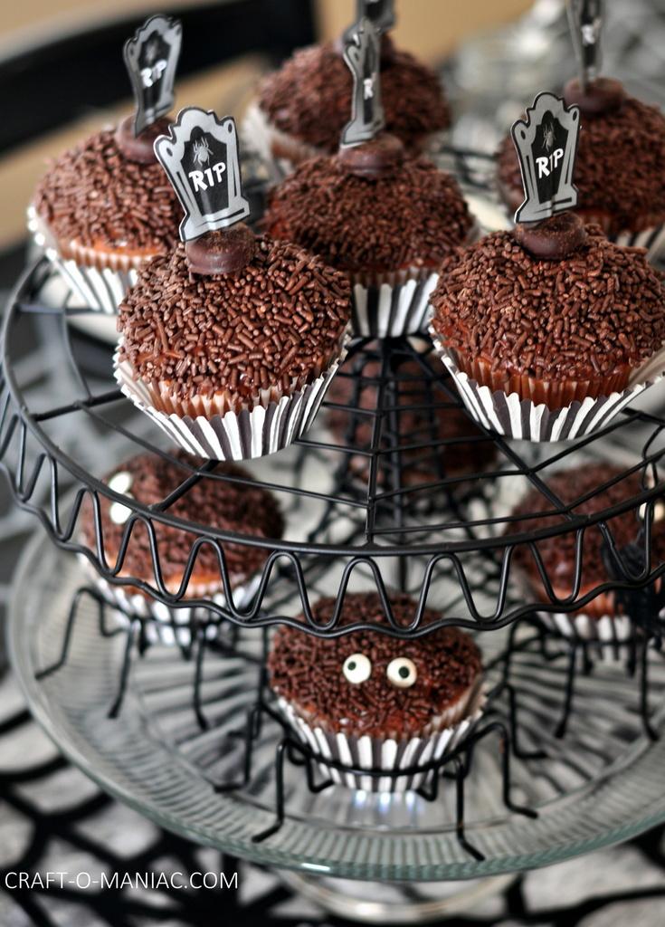 spooktacular spider Halloween party2