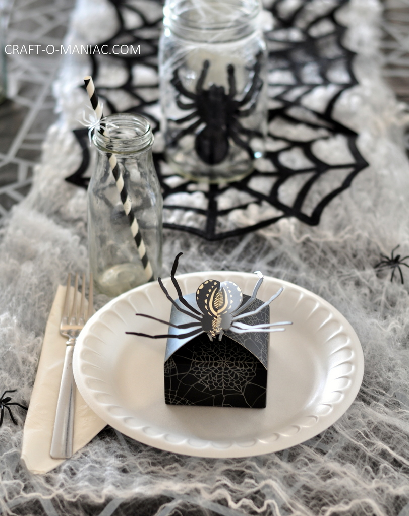 spooktacular spider Halloween party4