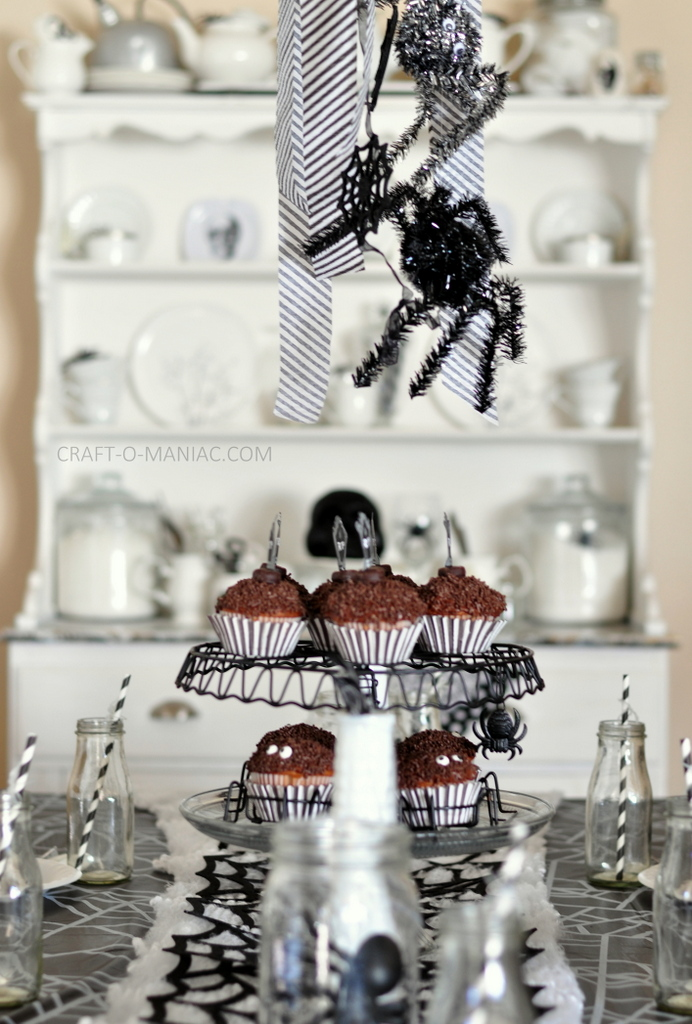 spooktacular spider Halloween party7