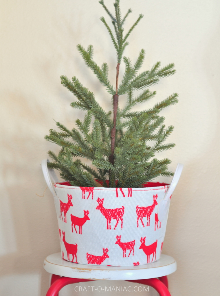 vintage christmas hutch tree