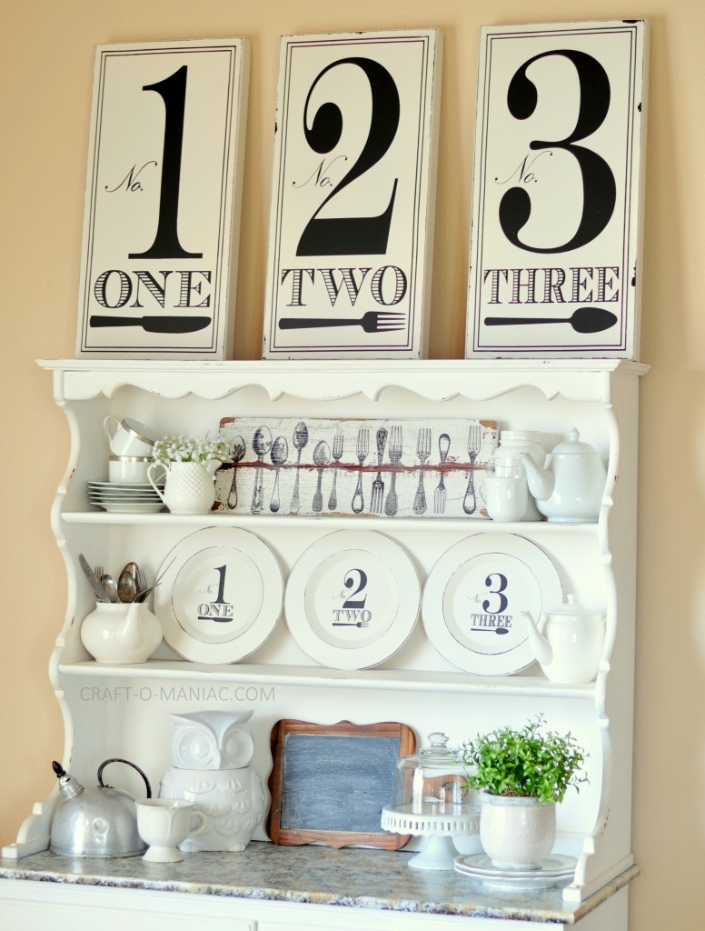 black and white hutch large numbers2