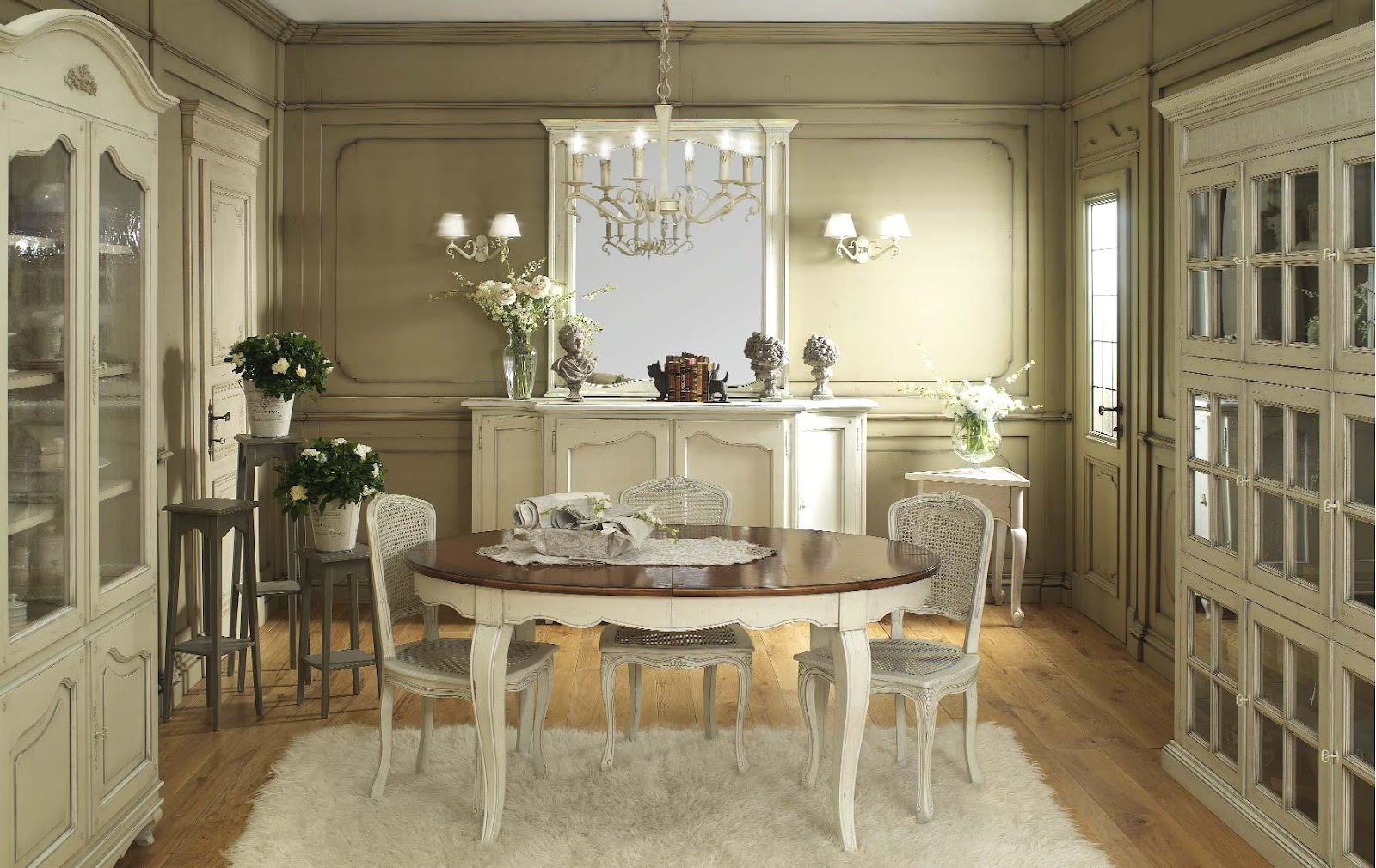 How To Use Area Rugs In Interior Decorating CraftOManiac - Dining room rug ideas