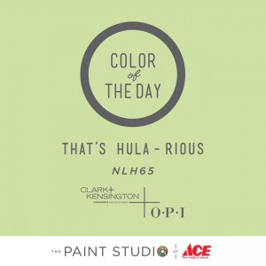 ace hula-rious color