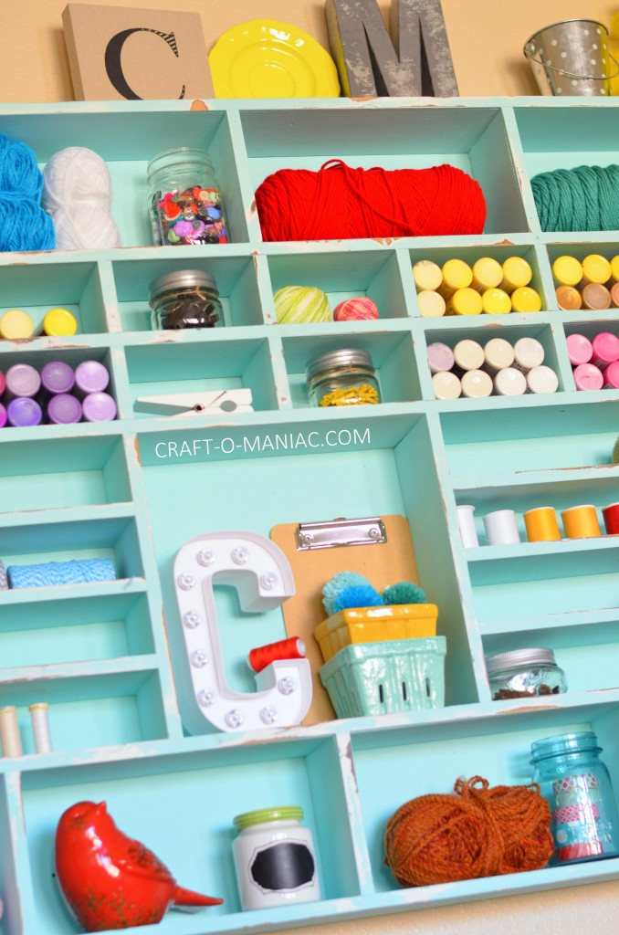 craft wall cubby 12