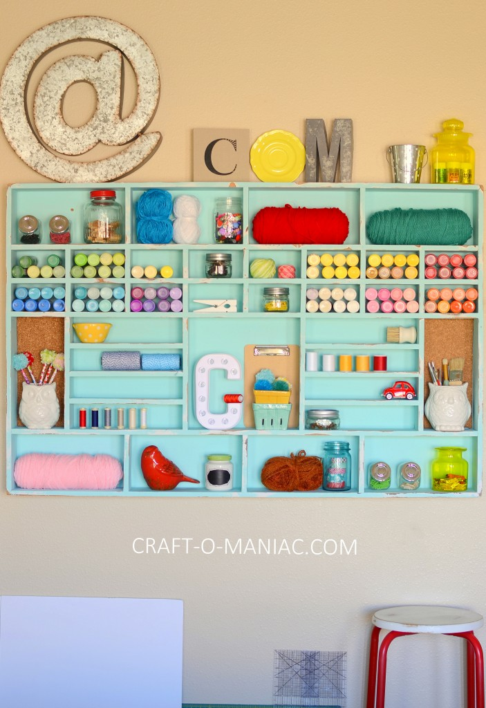 craft wall cubby 8