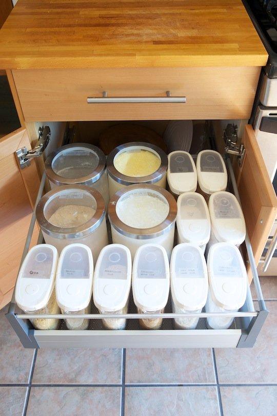 house hacks baking drawer