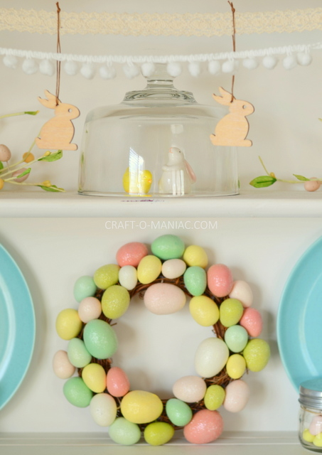 pastel easter decor 12
