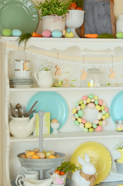 pastel easter decor 17