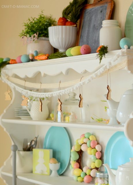 pastel easter decor 6