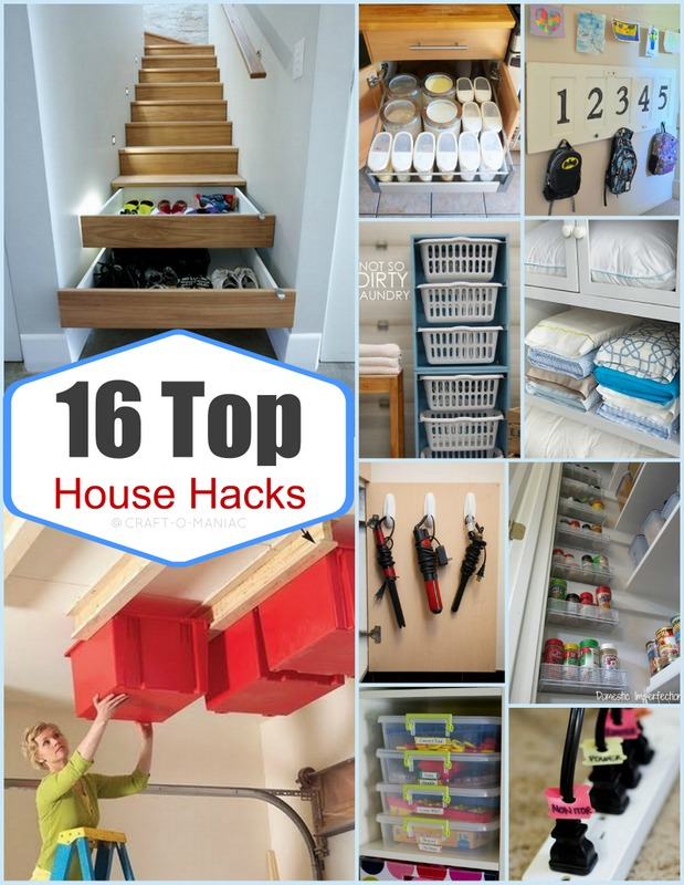 top 16 house hacks pm