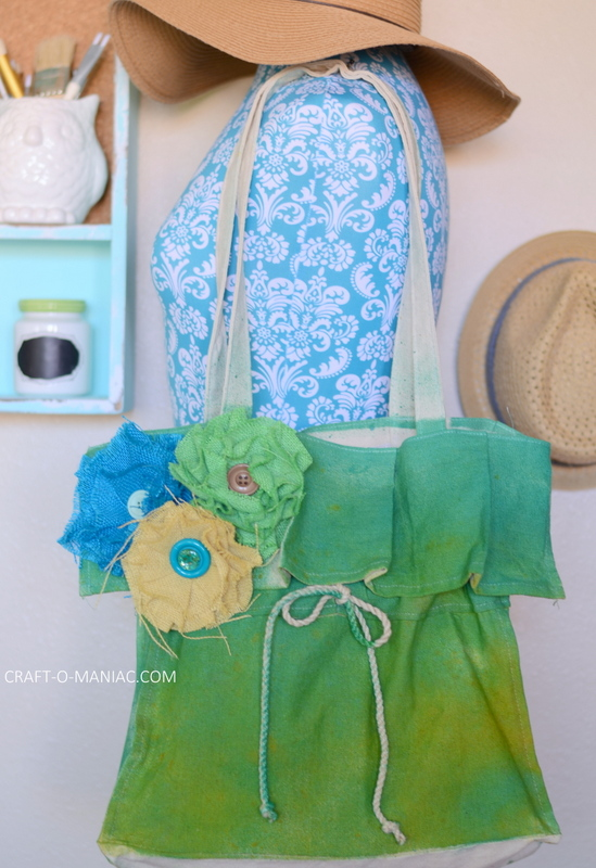 diy tye dye purse4