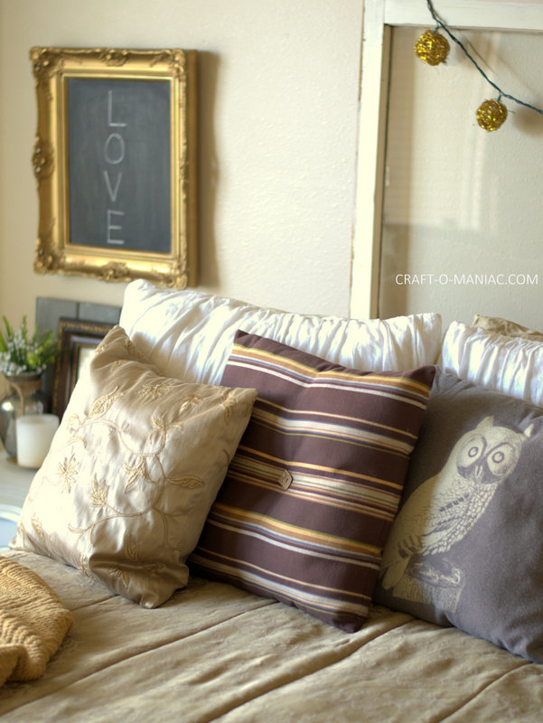 gold bedroom decor6