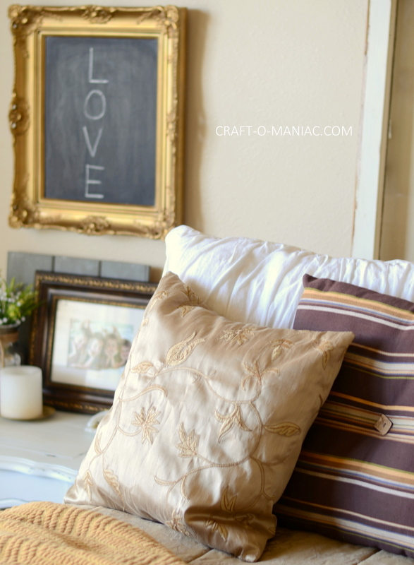 gold bedroom decor7