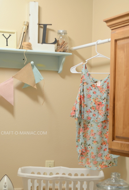 laundry room revamp 1