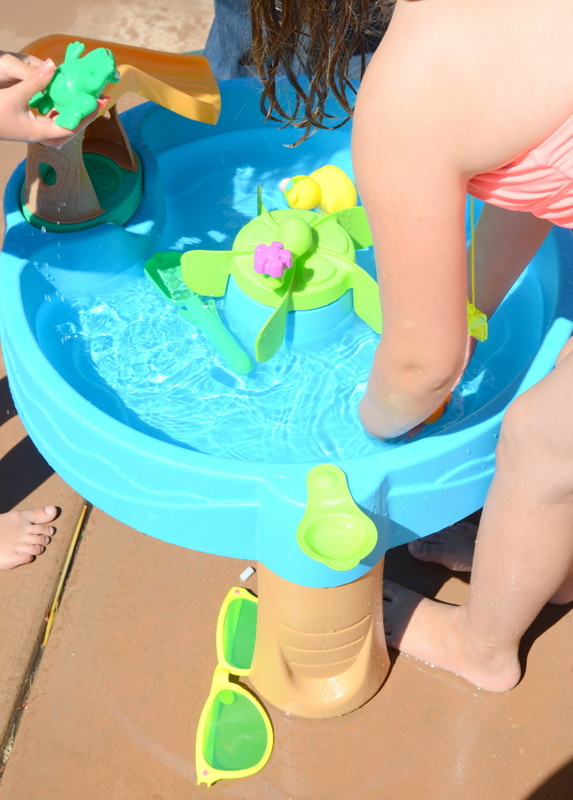 summer water party water table1