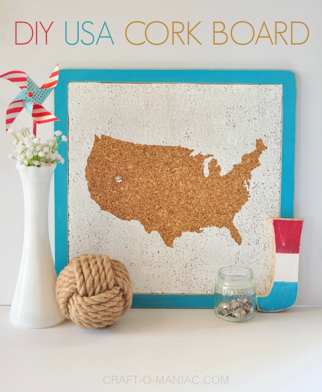 diy usa cork board best pic monkey