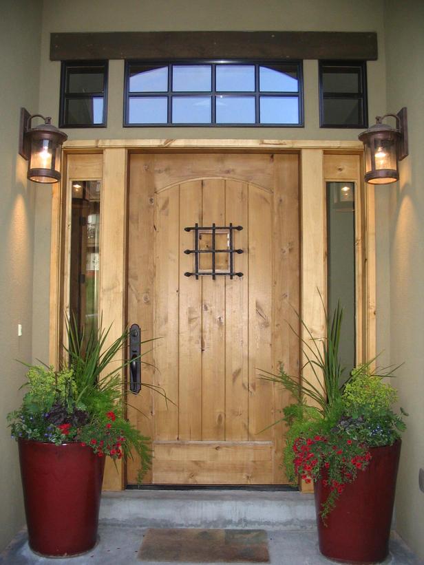 Buying Exterior Front Door Tips - Craft-O-Maniac