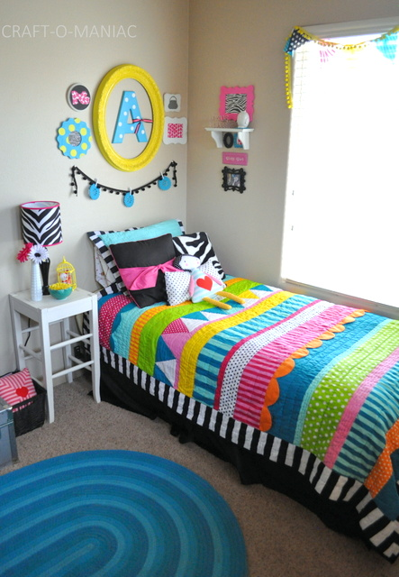 colorful kids rooms10