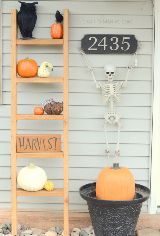 halloween porch9