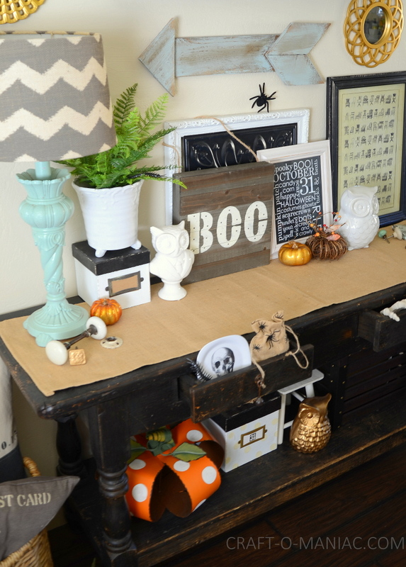 halloween home decor tour15