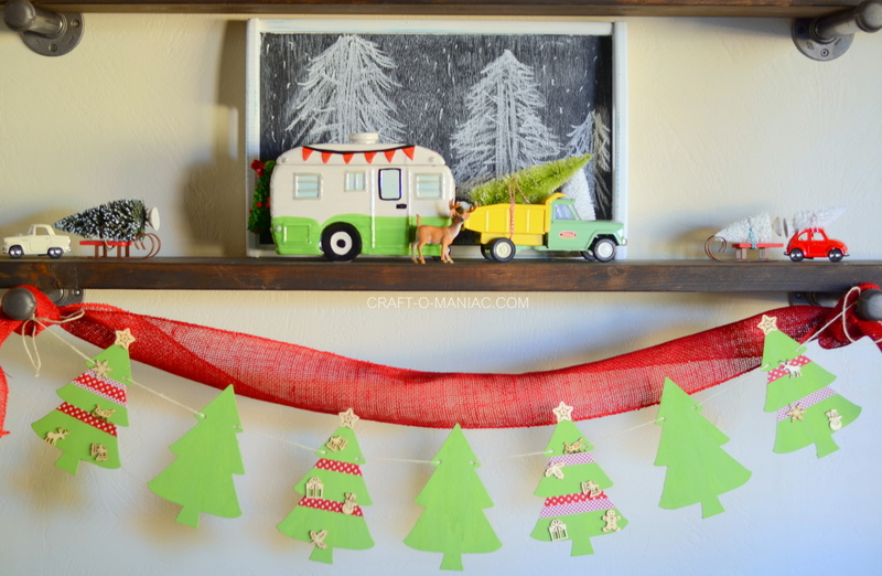 christmas tree garland5